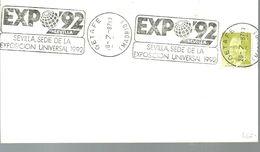 POSMARKET ESPAÑA GETAFE - 1992 – Sevilla (España)