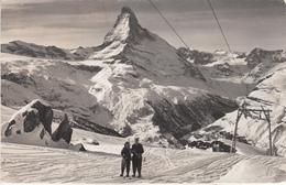 Zermatt  Ak124368 - Schweiz
