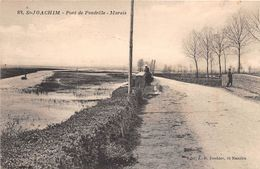 ¤¤  -   SAINT-JOACHIM   -  Pont De Pendrille   -  Marais   -  ¤¤ - Saint-Joachim