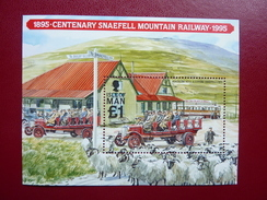 1995 Centenary Snaefell Mountain Railway  MNH ** - Man (Ile De)