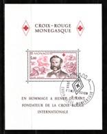 Monaco 1978 : Bloc N°15 Avec Timbre Yvert & Tellier N° 1174 Et Avec Oblitération 1er Jour. - Blokken