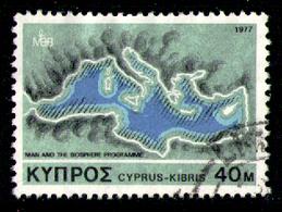 CYPRUS 1977 - Set Used - Cyprus (Republic)