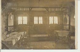 AK Kasino Innen, Vermutlich Argonnen (25.RD) - Weltkrieg 1914-18