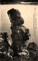 29 - Le Rocher Du Moine à LANDEVENNEC - Vu Du Parc De L'Abbaye - Landévennec