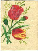 Lettre De Fête Des Mères - Jurbise Mai 1963 - Collections