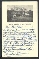 +++ CPA - WOLVERTHEM - Bois De Westrode   // - Meise