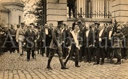 Postcard / ROYALTY / Belgique / Roi Albert I / Koning Albert I / Rossignol / 1920 / Unused - Tintigny