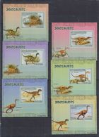 A62. MNH Mozambique Nature Animals Prehistoric Animals Imperf - Prehistorics