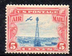 W290 - STATI UNITI 1928 , Posta Aerea Yvert 11 *** - Air Mail
