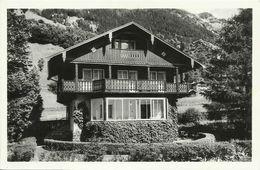 AK Hofgastein Haus Czajanek ~1960/70 #03 - Bad Hofgastein