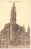 Verviers - CPA - La Grande Poste - Verviers