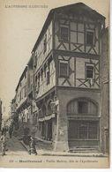 CPA 63 ( Puy De Dome ) -  MONTFERRAND - Vieille Maison Dite De L'Apothicaire - Clermont Ferrand