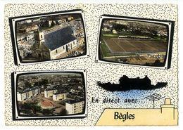 33 BEGLES   MULTI VUES   - - Frankrijk