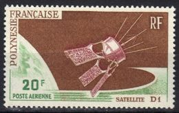 Polynésie Poste Aérienne N° 19  * Satellite, à Moins De 15% De La Cote - Posta Aerea