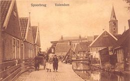 SPOORBRUG  - - Volendam