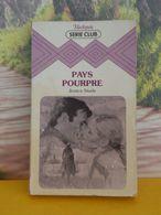Livre Romantique > Pays Pourpre < Jessica Steele > 1984 < Collection Harlequin (157 Pages) - Livres, BD, Revues