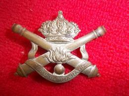 "Insigne Belge Artillerie ""REGIS ULTIMARATIO"" - Badges & Ribbons"