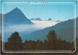 V1757 Dolomiti - Dintorni Di Cortina D'Ampezzo (Belluno) - Panorama Coi Monti Antelao E Duranno / Viaggiata 1991 - Italia