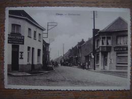 CLINGE ( De Klinge - Sint Gillis Waas ) - Statiestraat ( Café De Tip - Veehandelaar Van Vlierberghe Alfons ) - Sint-Gillis-Waas