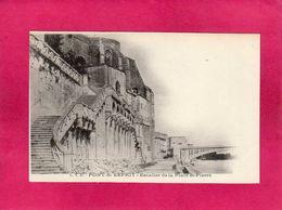 30 Gard, Pont-St-Esprit, Escalier De La Place St-Pierre, Précurseur, (L.T.D.) - Pont-Saint-Esprit
