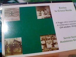 CROCE VERDE DI ALBINEA REGGIO EMILIA   90° ATTIVITA N2004  GN21686 - Croce Rossa