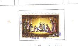 Nicaragua PA 1972 Natale Leggenda Scott.C821+ Usati See Scans On Scott.Album+ - Nicaragua