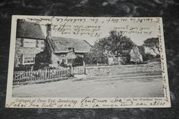 775   Cottages At Lane End  Bembridge  1905 - Ventnor