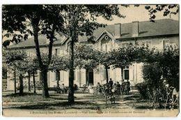 CPA 40 Landes Préchacq-les-Bains Vue Intérieure De L'Etablissement Thermal - France