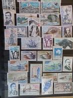 TAAF Belle Collection Neufs ** MNH Poste Et Poste Aérienne 1977/2000. TB. A Saisir ! - Terres Australes Et Antarctiques Françaises (TAAF)