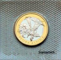 10 Francs Bimétallique - Gentiane 2017 - Switzerland