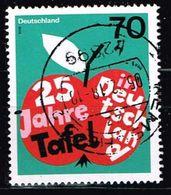 Bund 2018, Michel# 3361 O 25 Jahre Tafel In Deutschland - BRD