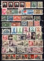 Russie Belle Collection Neufs **/* 1924/1937. Bonnes Valeurs Et Séries Complètes. B/TB. A Saisir! - Collections