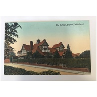 The Cottage Hospital  Whitchurch - Shropshire