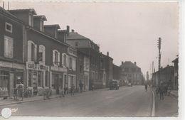 Uckange, Rue Jeanne D'Arc - France