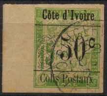 Cote D'ivoire CP N 5 (o) - Côte-d'Ivoire (1892-1944)