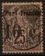 Congo N 5 (o) - French Congo (1891-1960)