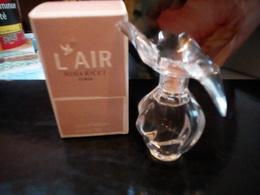 Miniature Parfum L Air Nina Ricci - Miniature Bottles (in Box)