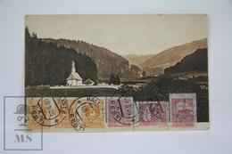 Old Postcard Finland - Eesti, Halliste - Estonia - Posted 1920 - Estonia