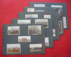 1916 - Czernowitz Und Rohozna - 24 Fotos - Ukraine --- Deutsche Soldaten, Militär , Chernivtsi Cernauti Ukraina --- 130 - Ukraine
