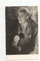 Cp, Spectacle ,artiste , Vierge, Ed. P.I. , Photo Studio Bernard & Vauclair , MICHELE MORGAN ,n° 907 - Artistes