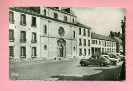 02 - AISNE - NOTRE DAME DE LIESSE Prés GUIGNICOURT / LAON - INSTITUT MEDICO PEDAGOGIQUE - PEUGEOT 203 - France