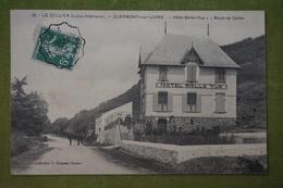 LE CELLIER - CLERMONT-sur-LOIRE - Hôtel Belle-Vue - Route Du Cellier - Le Cellier