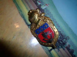 INSIGNE  GARDE REPUBLICAINE - Police