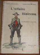 L'affaire Blaireau - Livres, BD, Revues