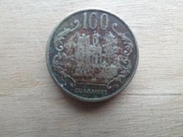 Paraguay  100  Guaranies  1990  Km 177 - Paraguay