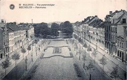 Malines - Vue Panoramique - Mechelen