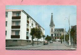 62 - PAS DE CALAIS - LIEVIN - AVENUE LAMENDIN - RENAULT DAUPHINE - PEUGEOT 203 - - Lievin