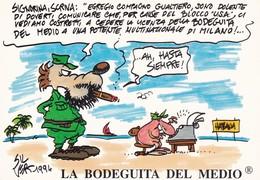 PROMOCARD N°  398  LA BODEGUITA DEL MEDIO RISTORANTE CUBANO - Pubblicitari