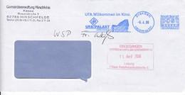 BRD Neue Privatpost 2006 Dresden Post Modern Briefdienst (UFA-Filmpalast Kino) - [7] République Fédérale