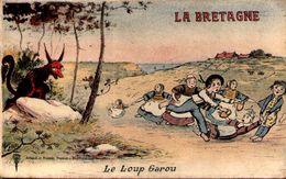 La Bretagne - Le Loup Garou - Bretagne